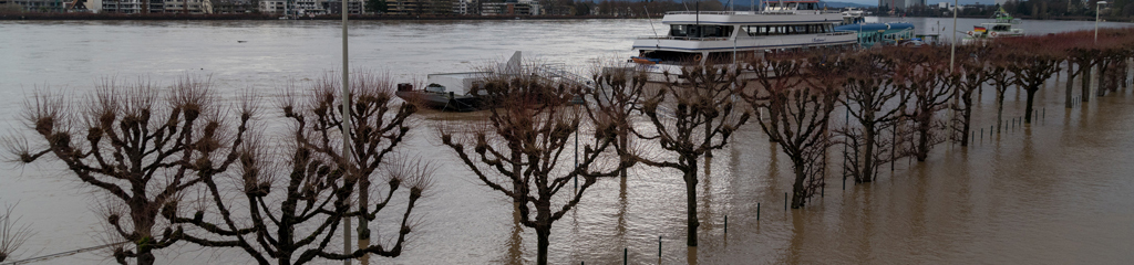Flooding in Bonn